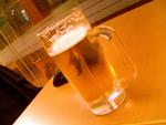 工場直送の生ビール