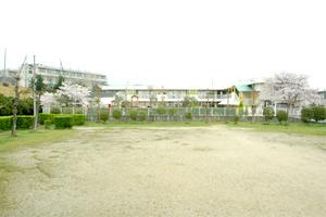 城山台幼稚園の外観