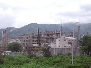 築野食品の工場